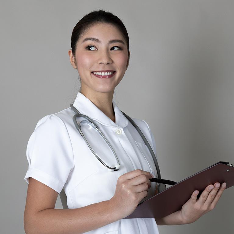 看護師と白衣の歴史